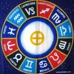 Floor size zodiac